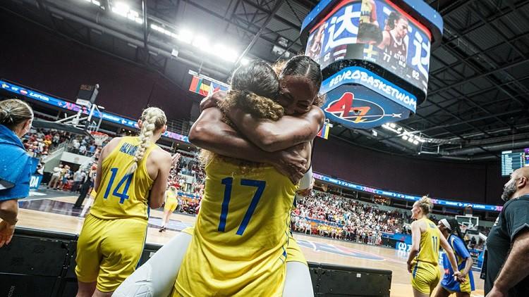 """Tokijas kvalifikācija: Zviedrijas basketbolistes nokļūst """"Nāves grupā"""""""