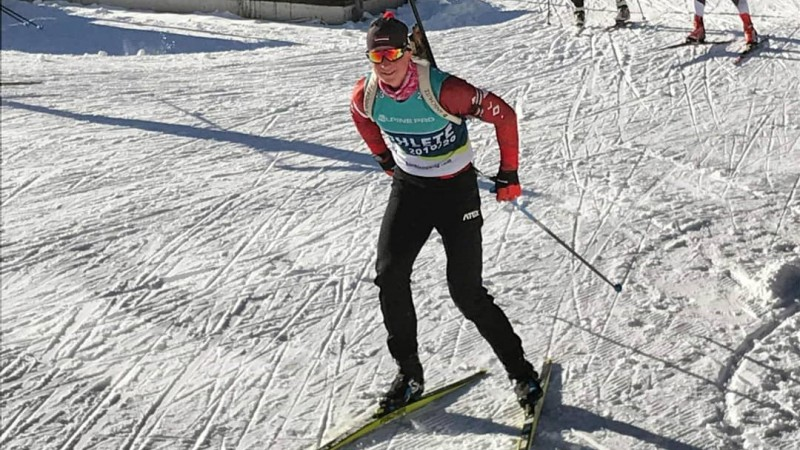 Birkentāls IBU junioru kausa sprinta sacensībās izcīna 41.vietu