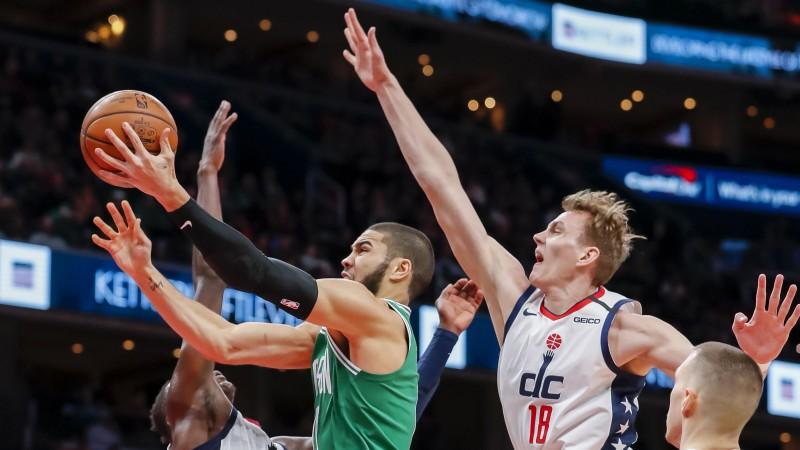 """Pīrss: """"Bostonai ir labākais starta piecinieks NBA"""""""