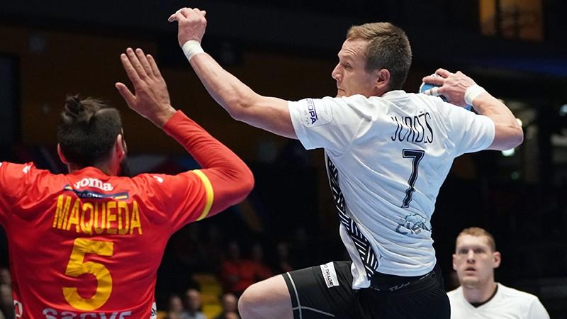 Eiropas handbols aprīlī un maijā nenotiks, Latvijas izlase varētu spēlēt jūnija vidū