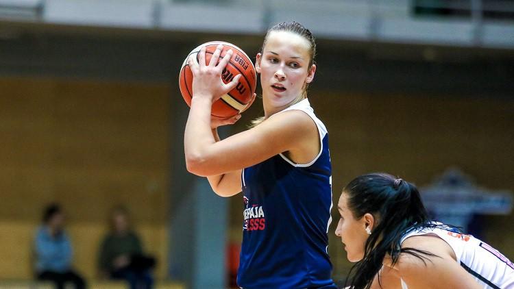 """Rūta Veidere: """"Beļģijā ieraudzīju arī basketbola ēnas pusi"""""""