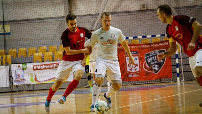 Latvijas grandi Talsos tiksies kausa finālā, tiešraide Sportacentrs.com