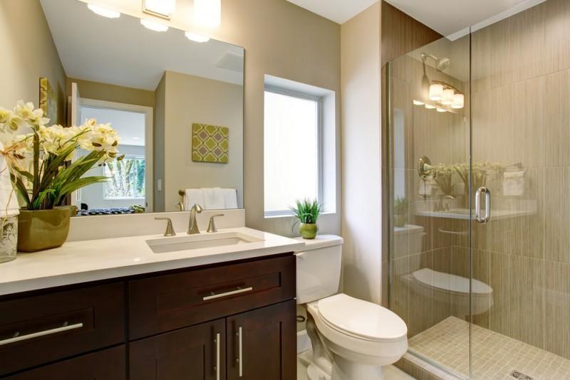 Kā atsvaidzināt vannas istabu bez pamatīga remonta?