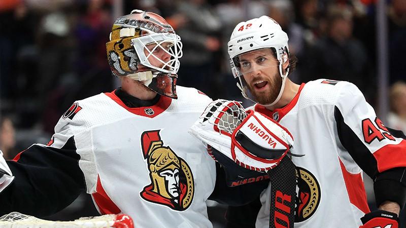 """Vairāki """"Senators"""" hokejisti izrādot slimības pazīmes"""