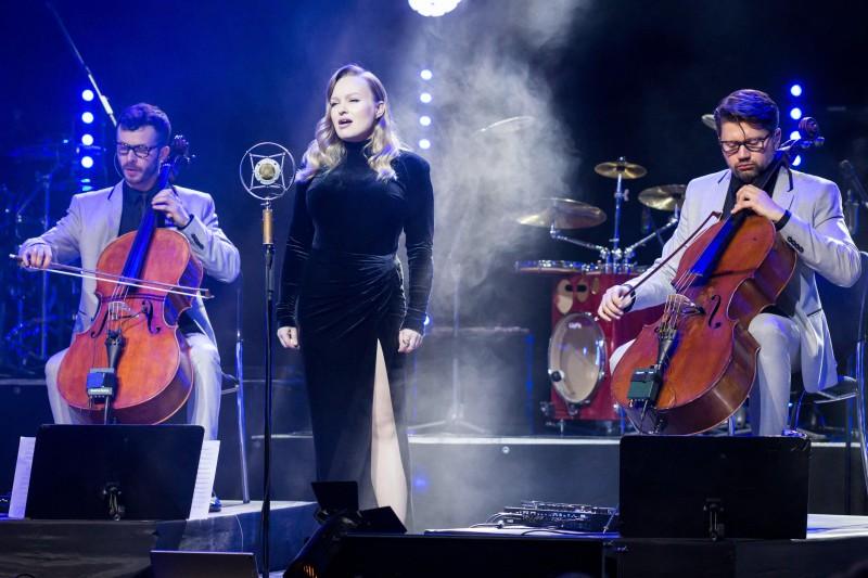 """Septembrī Liepājā ar jaunu koncertprogrammu uzstāsies """"Melo-M"""" un Dināra Rudāne"""
