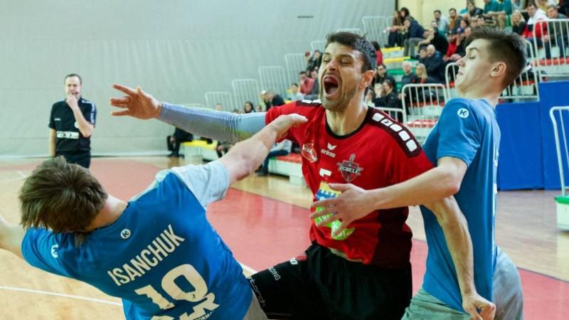 Labākās Latvijas handbola komandas regulārajā turnīrā spēlēs tikai Baltijas līgā
