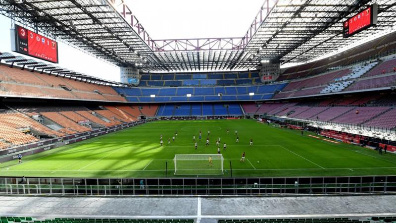 """Ļauj nojaukt slaveno """"San Siro"""" stadionu Milānā"""