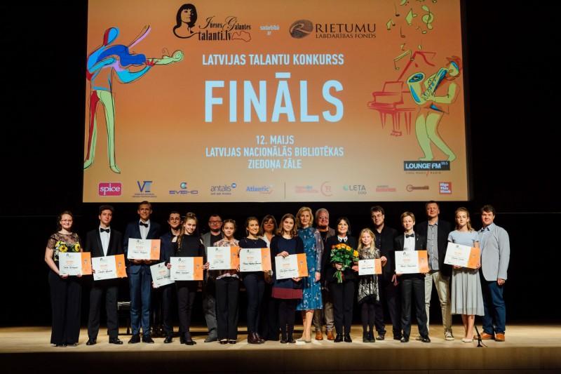 """VII konkursa """"Ineses Galantes talanti"""" fināls notiks Latvijas Nacionālajā bibliotēkā"""