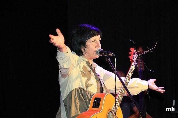 """Maija Kalniņa aicina uz albuma """"Spēļu vilciņš"""" atklāšanas svētkiem Liepājā"""