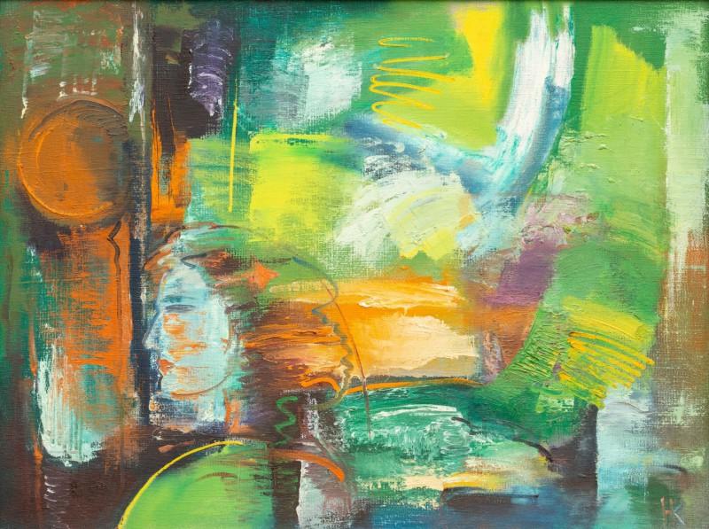 """Tiks atklāta mākslinieces Helēnas Svilānes-Kuzminas darbu izstāde """"Sieviete un mēness"""""""