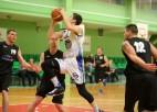 "Foto: ""Ella Auto"" uzvar Ogres Basketbola skolas komandu"