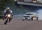 Foto: Jauns ātruma rekords - jau rīt Biķerniekos!