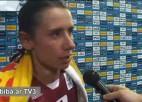 Video: Guntas Baško pēcspēles komentārs