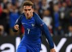 Francija izmoka smagu uzvaru pret Albāniju