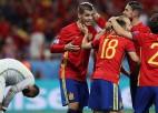 Spānija sarauj gabalos Turciju, Moratam divi vārti