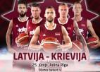 25. jūnijs, Latvija – Krievija: sākas biļešu tirdzniecība, līdz 4. maijam spēkā īpaša cena