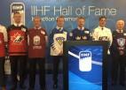 Lipmans saņem IIHF apbalvojumu par ieguldījumu Latvijas hokeja attīstībā
