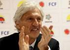 Argentīnietis Pekermans pēc sešu gadu darba pamet Kolumbijas izlasi