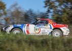 ''Abarth Rally Cup'' dalībnieki ERČ čempionātā cīnīsies par iespaidīgām naudas balvām