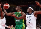 ASV apspēlē neatlaidīgos brazīliešus, nodrošinot 1/4 fināla dueli ar Franciju