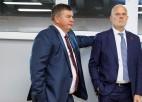 Hokeja federācija spiesta atbrīvot darbiniekus