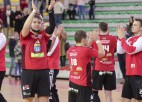 """""""Ogre"""" parāda cienīgu sniegumu, taču piekāpjas perfektajai Latvijas čempionei"""