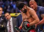 Oficiāli: par Usmana jauno pretinieku kļūst UFC zvaigzne Masvidals
