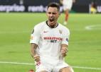 """""""Sevilla"""" nolauž otrās līgas klubu un iekļūst Karaļa kausa pusfinālā"""