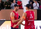 Mols un Sērums kļūst par trīskārtējiem Eiropas čempioniem