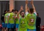 Izcilo nedēļas nogali Jēkabpils volejbolisti noslēdz ar uzvaru pār Tartu ''Bigbank''