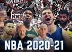 Video: Ģenerālis un Bukmeikers spriež, spekulē un paredz notikumus jaunajā NBA sezonā