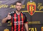 Vicečempionei RFS pievienosies bijušais Ziemeļmaķedonijas U21 izlases spēlētājs