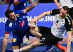 Francijai un Zviedrijai dramatiskas uzvaras, Pētersona Islande vēlreiz pieveic afrikāņus