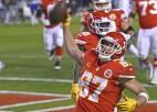 """NFL čempione """"Chiefs"""" dominē un otro gadu pēc kārtas spēlēs finālā"""