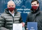 Latvija saņem ielūgumu uz 2022. gada Pekinas olimpiskajām spēlēm