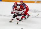 """""""Dinamo"""" centīsies otro sezonu pēc kārtas izbraukumā pārspēt Gagarina kausa finālisti CSKA"""