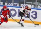 """Rīgas """"Dinamo"""" pagarina līgumus ar Skvorcovu un Mamčicu"""