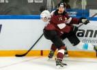 Latvijas U23 hokeja izlase dosies uz pārbaudes turnīru Polijā