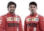 """Sainss uzskata, ka piecu gadu laikā ar """"Ferrari"""" var kļūt par F1 čempionu"""