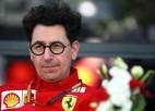 """""""Ferrari"""" gatavojas atlaist F1 komandas vadītāju Binoto"""