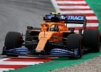 """Naudas trūkuma dēļ """"McLaren"""" pārdod savu F1 rūpnīcu"""