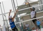 Samoilovs/Šmēdiņš netiek galā ar Evandru un Dohas turnīru noslēdz 5. vietā