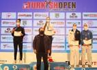 Jolanta Tarvida triumfē pasaules reitinga turnīrā Stambulā