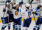 """Purmalim abi """"Rīgas"""" vārti Daugavpilī izcīnītajā piektajā uzvarā pēc kārtas"""
