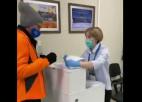 """""""Zenit"""" visiem savu spēļu apmeklētājiem piedāvā Covid-19 vakcīnas par brīvu"""