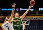 """""""EuroBasket 2022"""" rīkotāja Vācija par partneri izvēlas Lietuvu"""