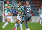 """Pērn Rīgā spēlējušais """"Celtic"""" kapteinis Brauns kļūs par """"Aberdeen"""" spēlējošo treneri"""