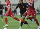 Nīderlande izrēķinās ar Gibraltāru, Norvēģija minimāli uzvar Melnkalni