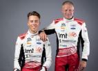 """Sesks: """"Mērķis ir tikai viens - uzvarēt Junior WRC čempionātā"""""""