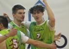"""Video: """"Jēkabpils Lūši"""" pieveic """"RTU/Robežsardzi-Jūrmalu"""" un turpinās cīņu par medaļām"""